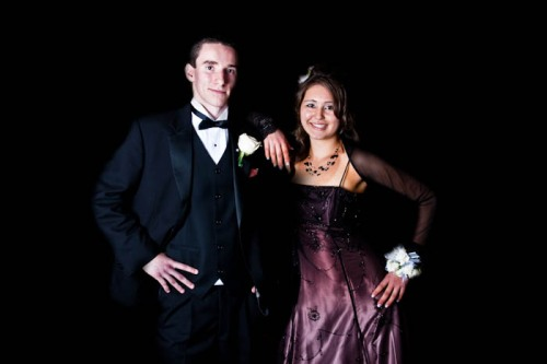 Portrait - Eleni's Prom - Stephanie Bibb
