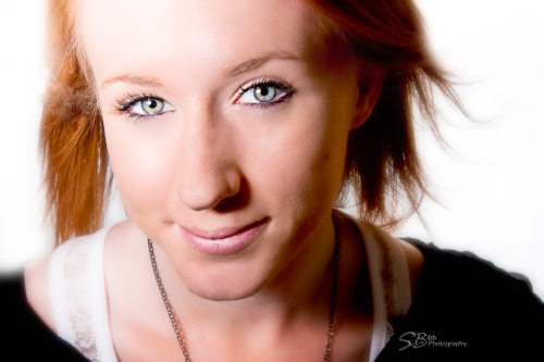 Senior Portrait - Jennifer