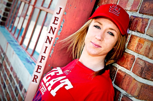 Senior Portraits - Jennifer