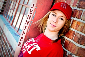 Senior Portrait - Jennifer