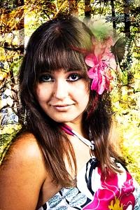 Senior Portrait - Eleni