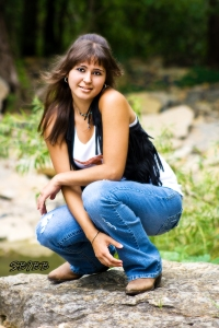 Senior Portrait - Eleni