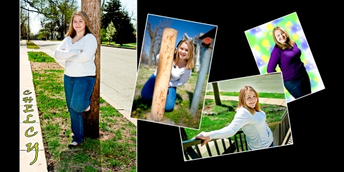 Senior Portraits Collage_SBibb