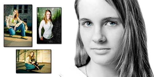 Senior Portraits Collage_SBibb