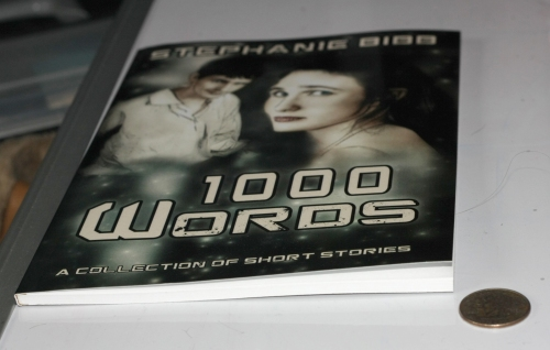 "SBibb - ""1000 Words"" Printed Book"