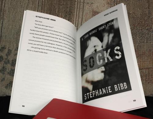 """SBibb - """"1000 Words"""" Printed Book"""