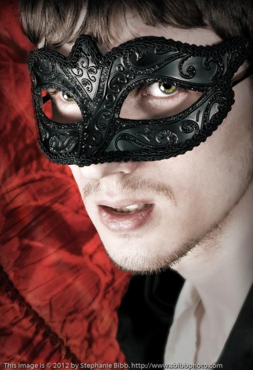 SBibb - Masquerade Photoshoot
