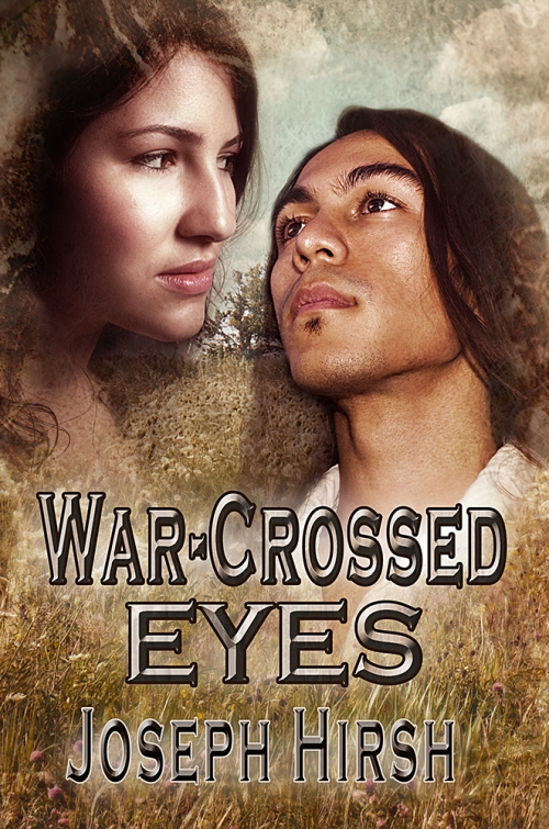 SBibb - War-Crossed Eyes Cover