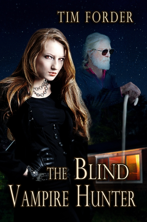 SBibb - The Blind Vampire Hunter - Book Cover