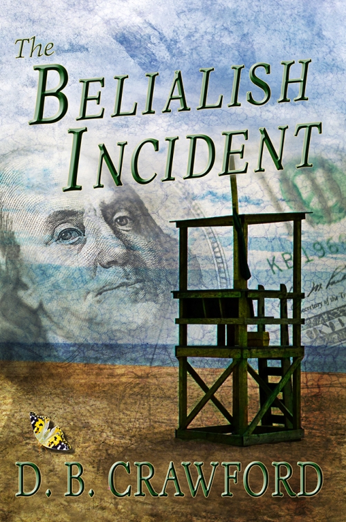 SBibb - The Belialish Incident - Book Cover
