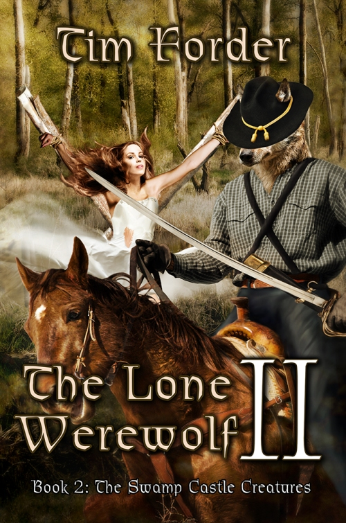 SBibb - Lone Werewolf II - Book Cover