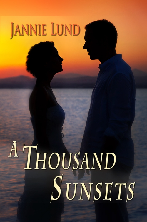 SBibb - A Thousand Sunsets - Book Cover