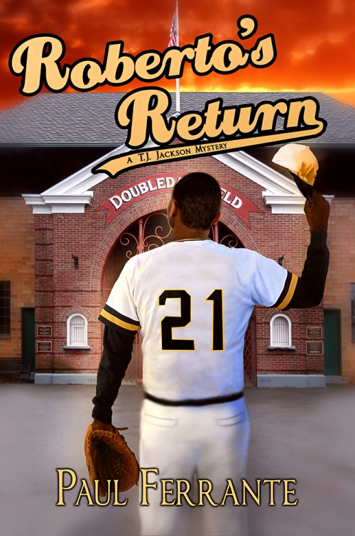 SBibb - Roberto's Return - Book Cover