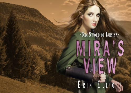SBibb - Mira's View - Wrap-around Book Cover