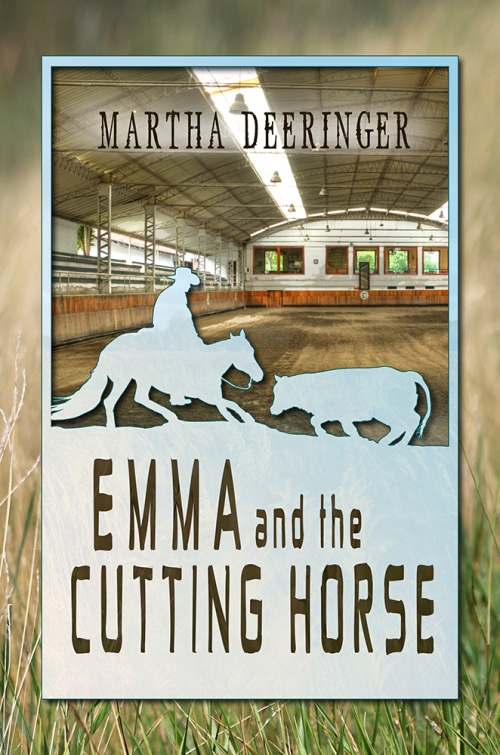 SBibb - Emma and the Cutting Horse - Book Cover
