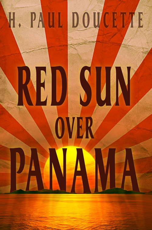 SBibb - Red Sun Over Panama - Book Cover