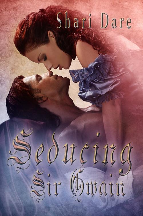 ducing Sir Gwain - Book Cover