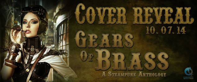 Cover Reveal - Gears of Brass Banner