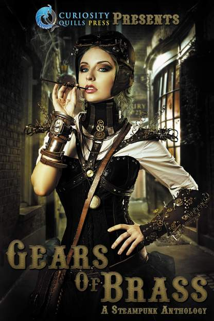 Cover Reveal - Gears of Brass