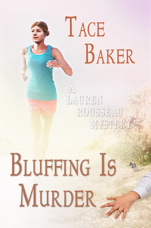 SBibb - Bluffing Is Murder - Book Cover