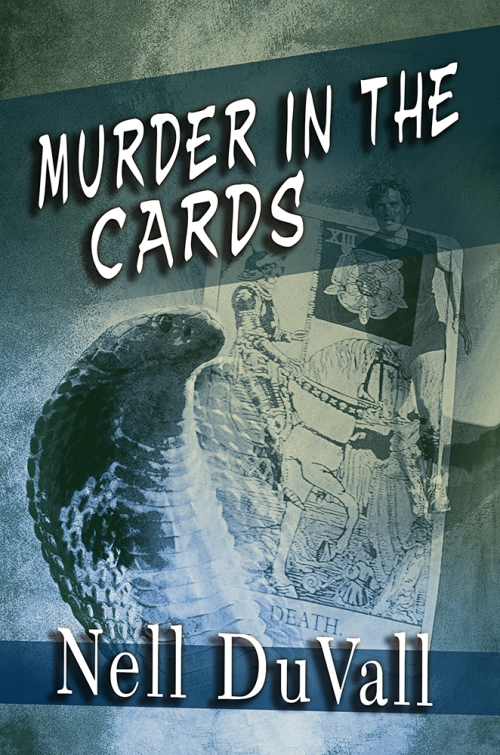 SBibb - Murder in the Cards - Book Cover