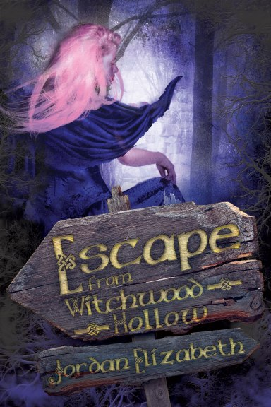 Escape from Witchwood Hollow - Book Cover