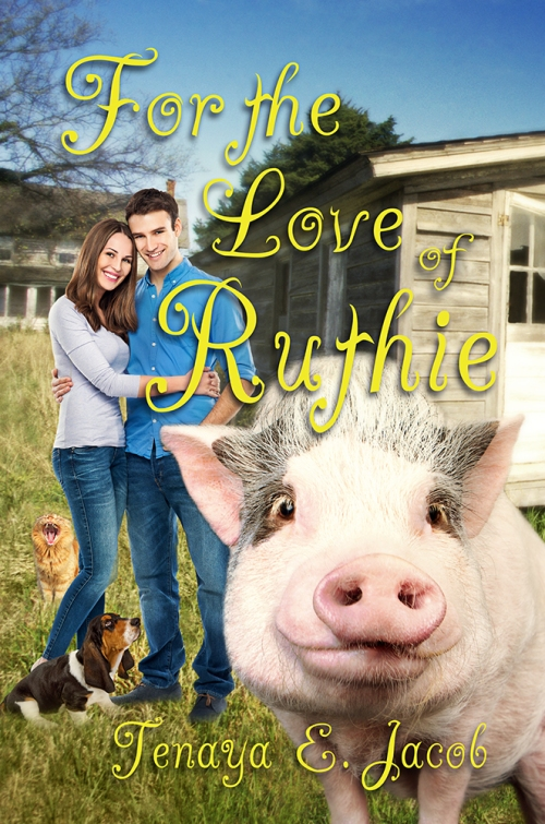 SBibb - For The Love Of Ruthie - Book Cover