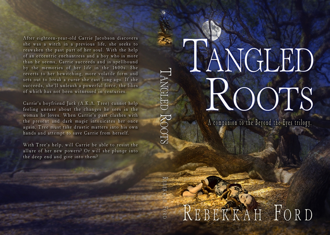 SBibb - Tangled Roots - Wrap-Around Cover
