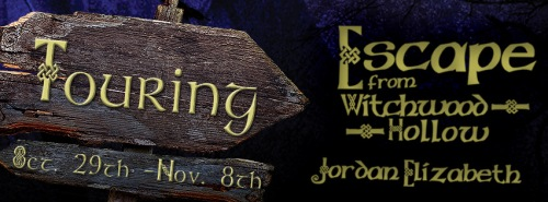 Escape From Witchwood Hollow - Tour Dates