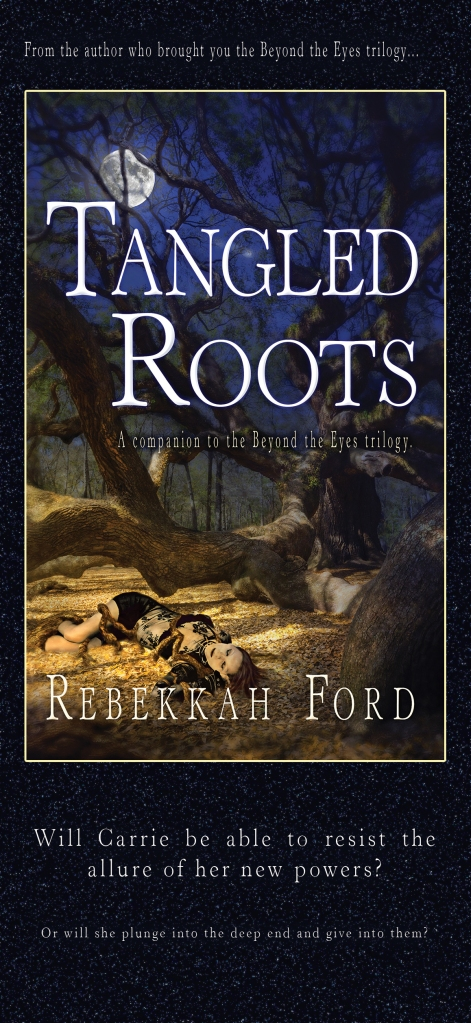 SBibb - Tangled Roots - Rack CardSBibb - Tangled Roots - Rack Card