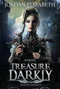 Treasure Darkly - Book Cover