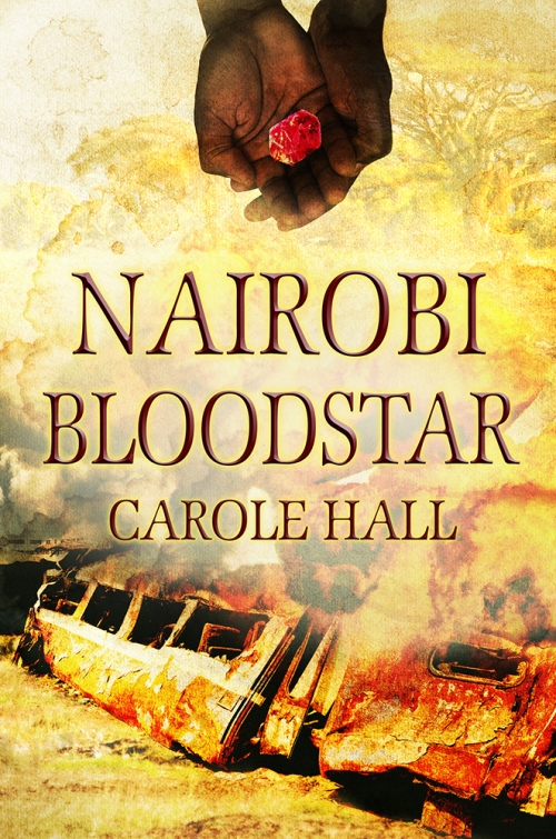 SBibb - Nairobi Bloodstar - Book Cover
