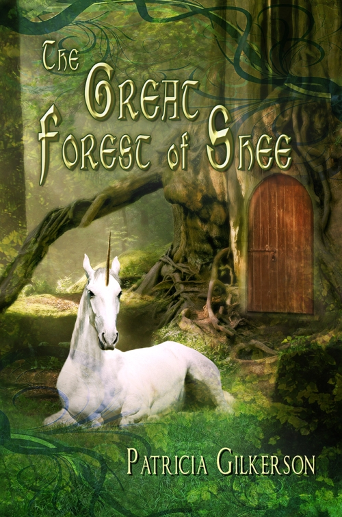 SBibb - The Great Forest of Shee - Book Cover
