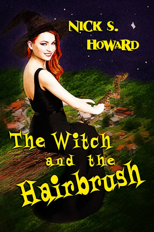 SBibb - The Witch and the Hairbrush - Book Cover