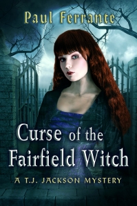 SBibb - The Curse of the Fairfield Witch - Book Cover