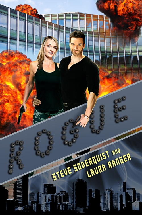 SBibb - Rogue - Book Cover