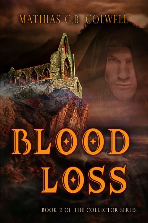 SBibb - Blood Loss - Book Cover