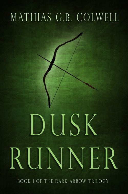 SBibb - Dusk Runner - Book Cover