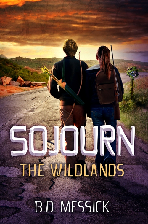 SBibb - Sojourn: The Wildlands - Book Cover