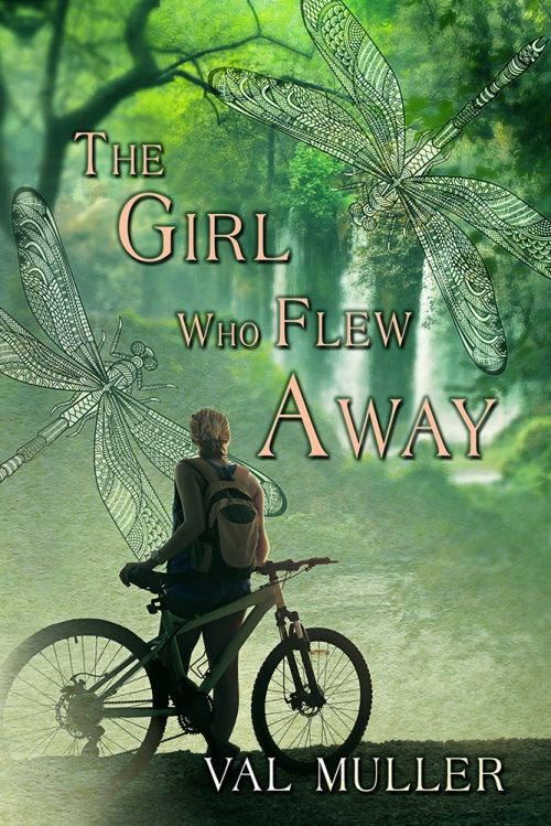 SBibb - The Girl Who Flew Away - Book Cover