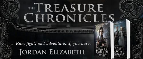 Born of Treasure Banner