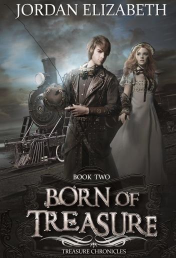 Born of Treasure - Cover