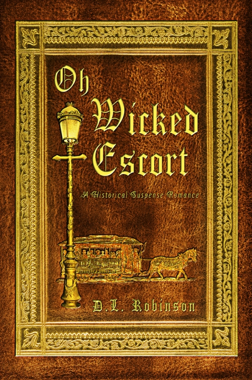 SBibb - Oh Wicked Escort - Book Cover