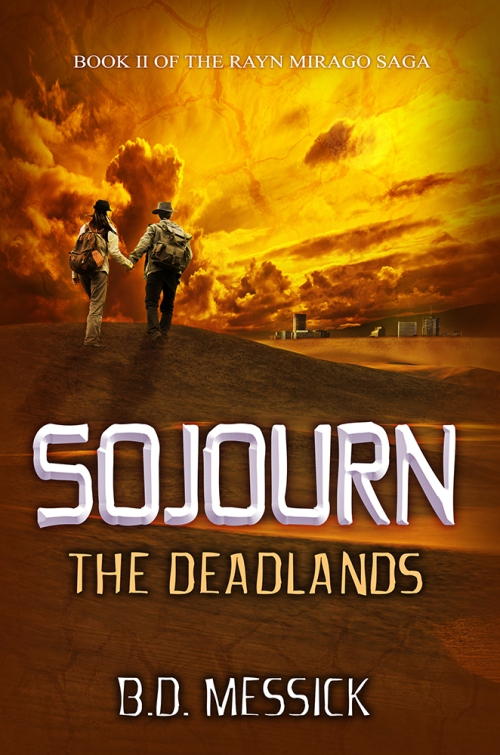 SBibb - Sojourn: The Deadlands - Book Cover