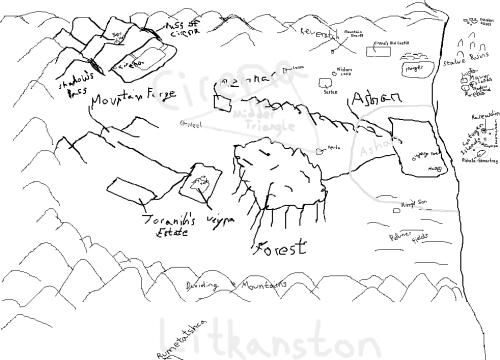 SBibb - Old Cirena Map