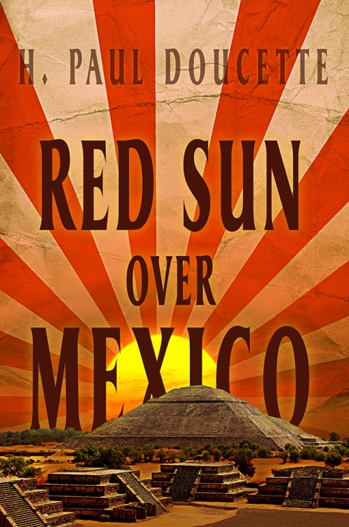 SBibb - Red Sun Over Mexico - Book Cover