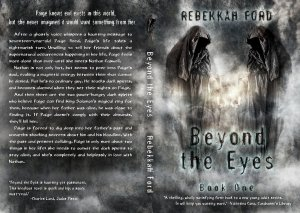 SBibb - Beyond the Eyes - Wraparound Cover