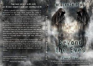 SBibb - Beyond the Eyes - Wraparound Cover