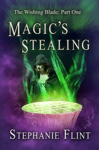 SBibb - Magic's Stealing Cover