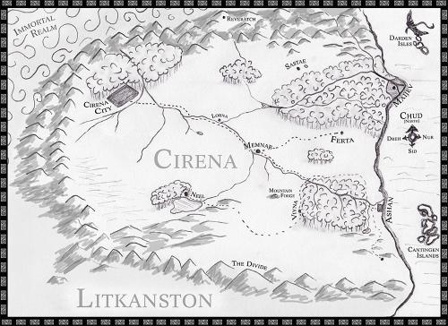 SBibb - Cirena Map
